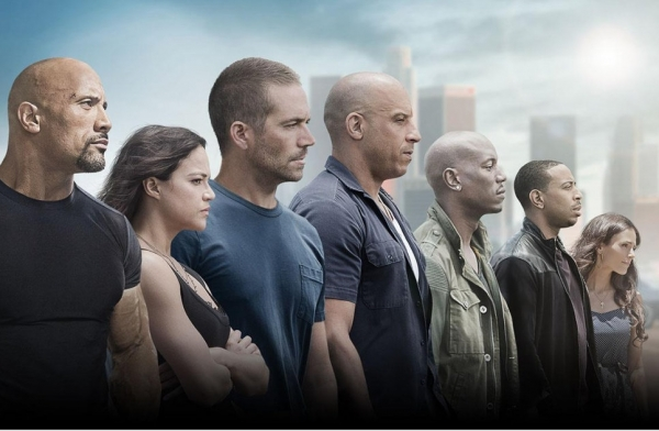 Fast Furious 7 Wallpaper