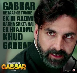 gabbar is back akshay kumar
