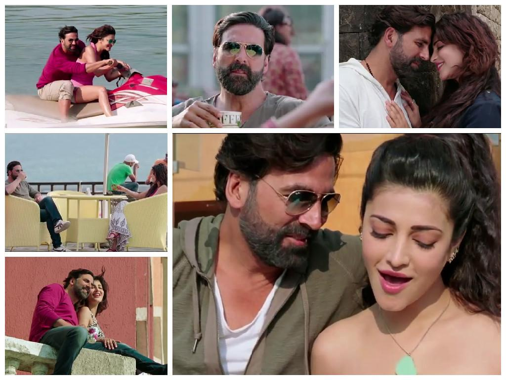 gabbar is back box office collection