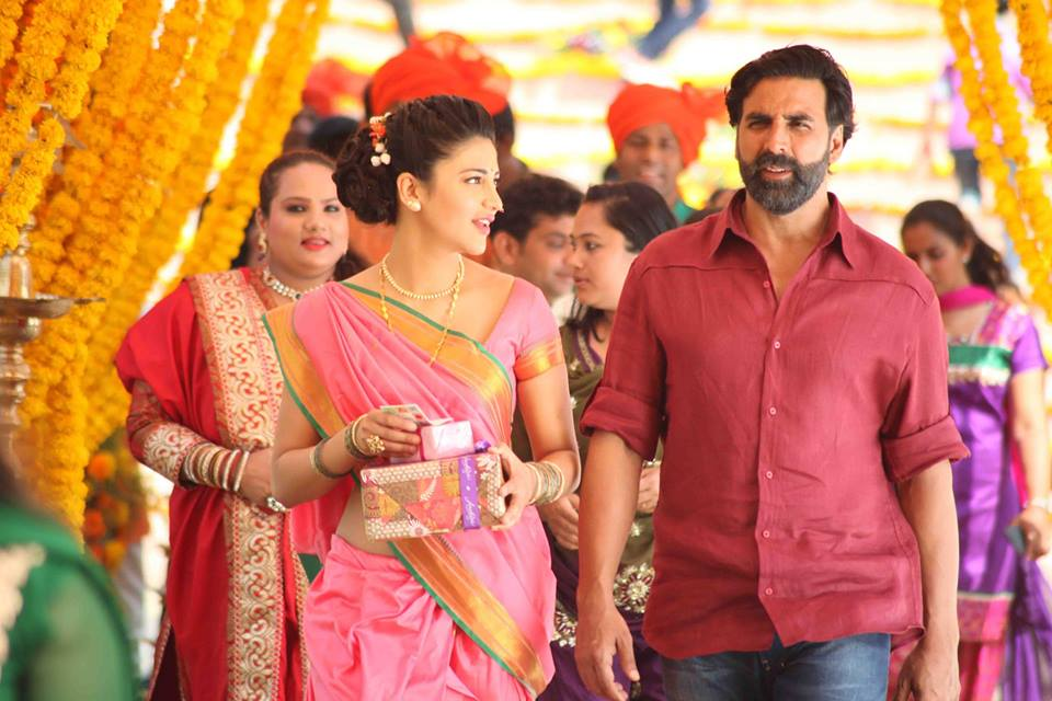 gabbar is back stills