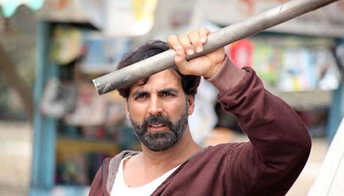 gabbar is back first day collection