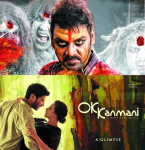 kanchana-2-and-ok-kanmani-collection