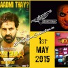 Movies Releasing this Week on 1st May 2015 (Friday) in India