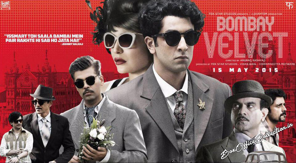 bombay velvet total collection