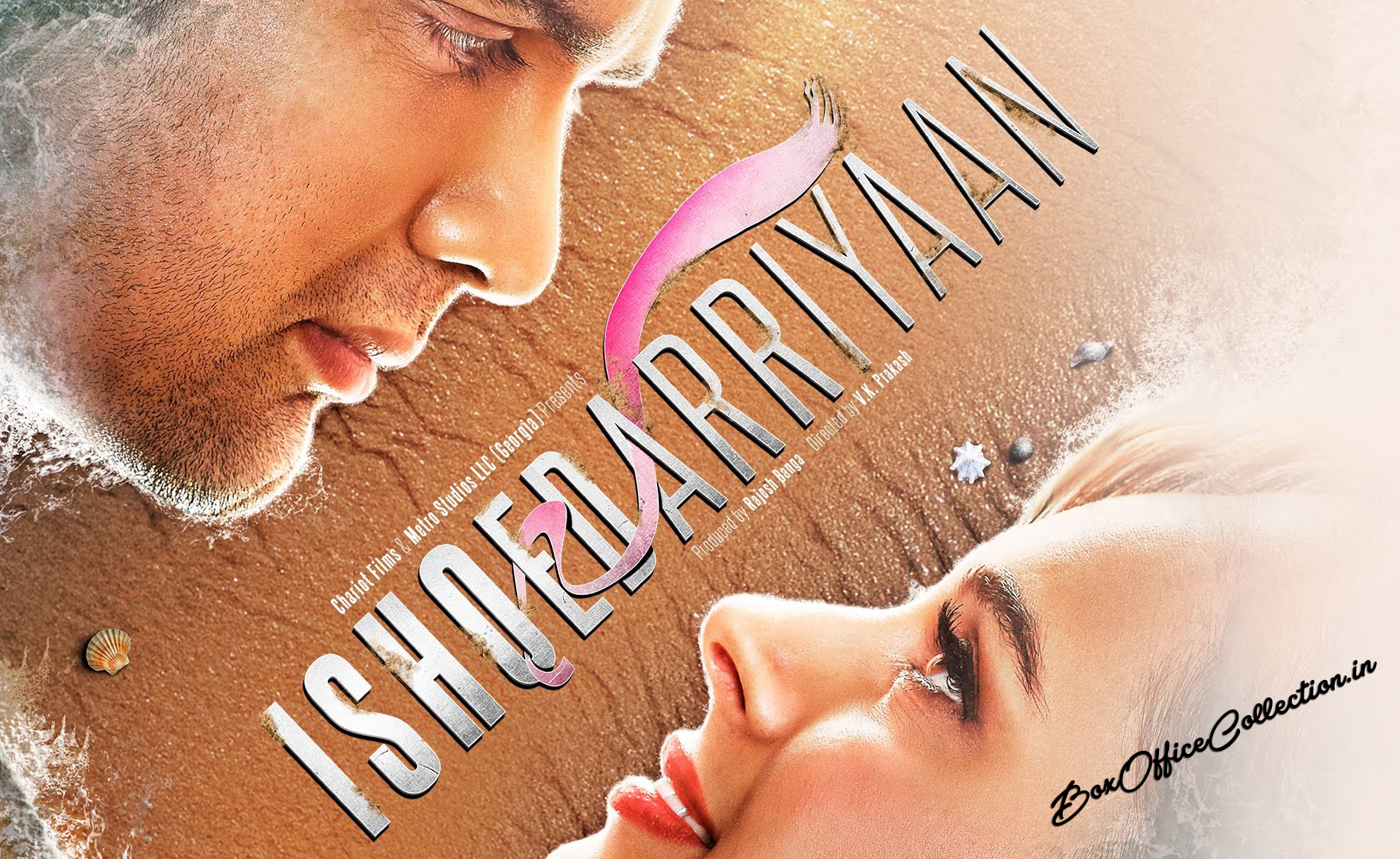 First Day Box Office Collection of Ishqedarriyaan