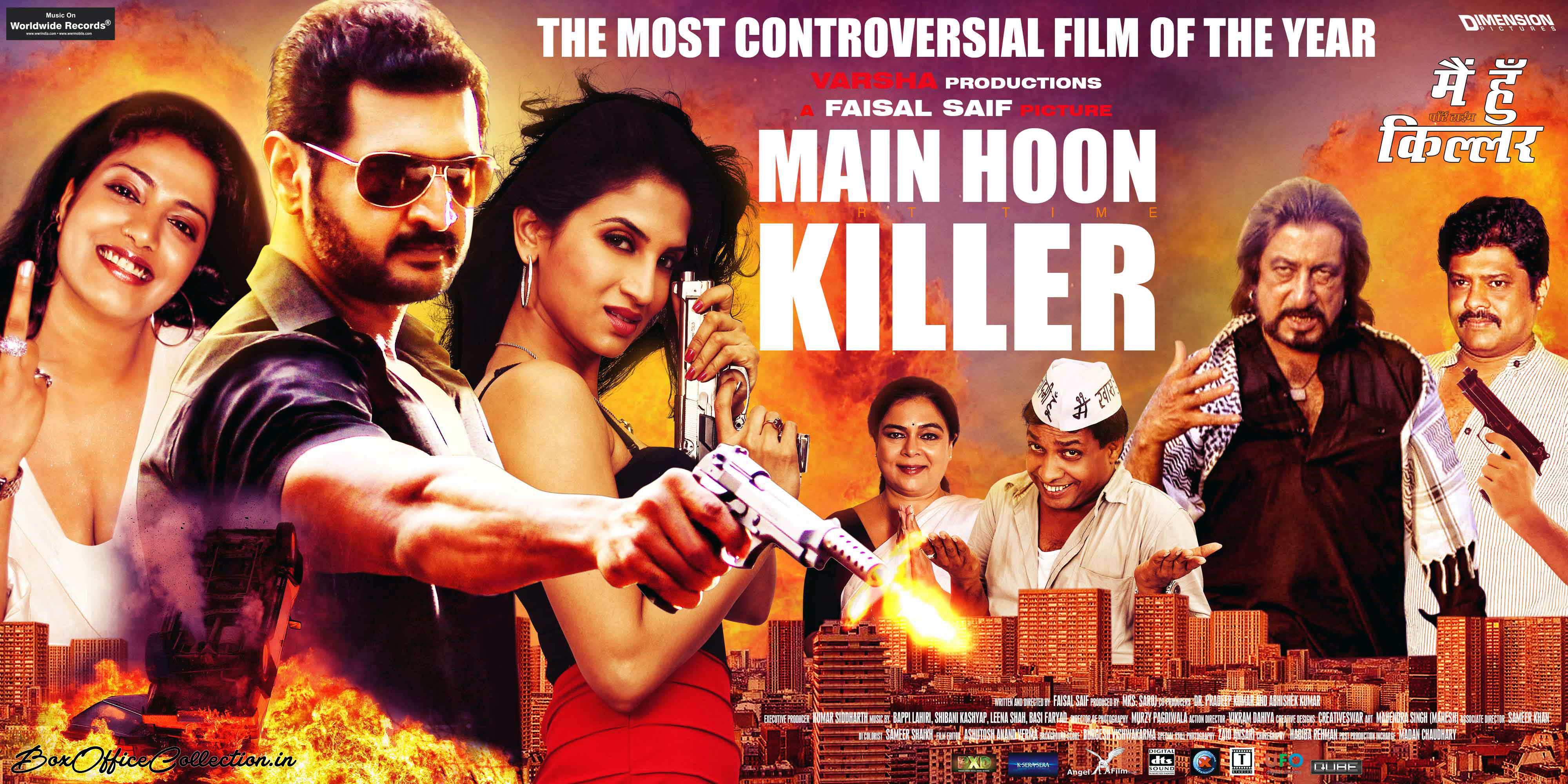 main hoon part time killer