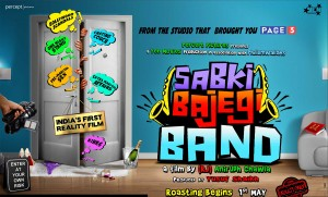 sabki bajegi band movie review