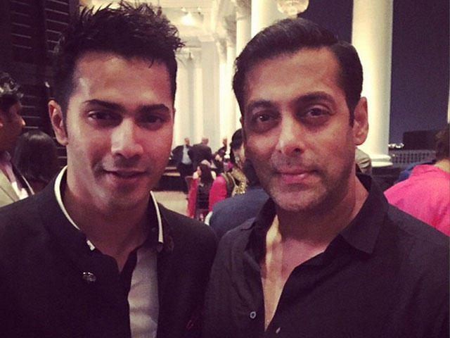 salman khan has been replaced by varun dhawan for shuddhi
