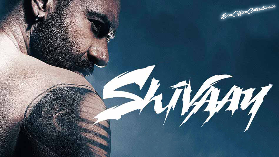shivaay movie first look