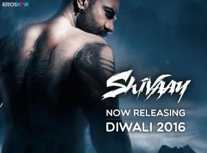 shivaay on diwali 2016