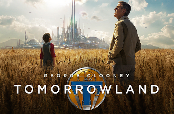 tomorrowland movie collection