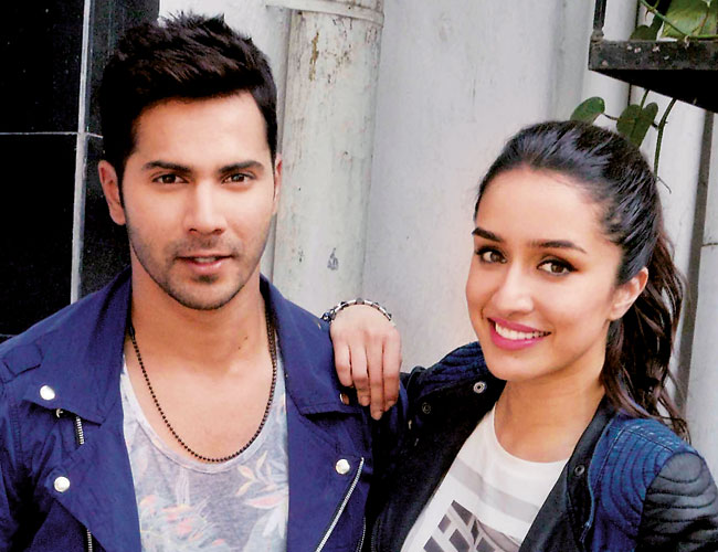 abcd 2 varun and shraddha