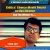 Faisal Saif Receives Best Director Award at 6th Annual ILC 2015 Awards