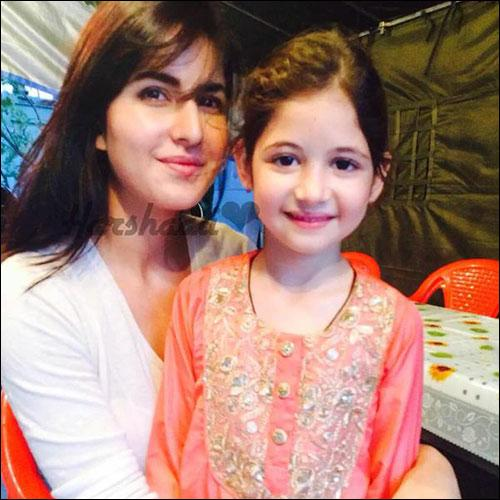 katrina and harshaali together