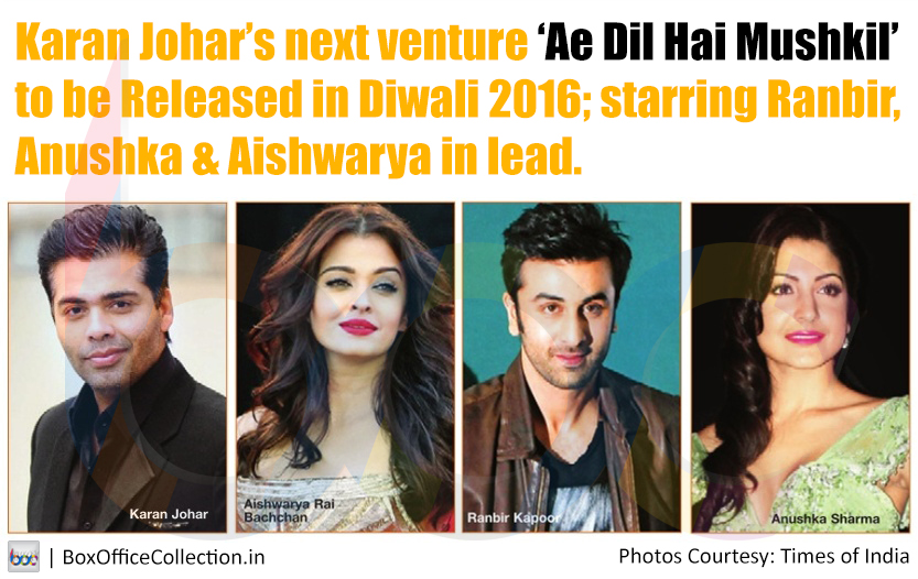 ay dil hindi film