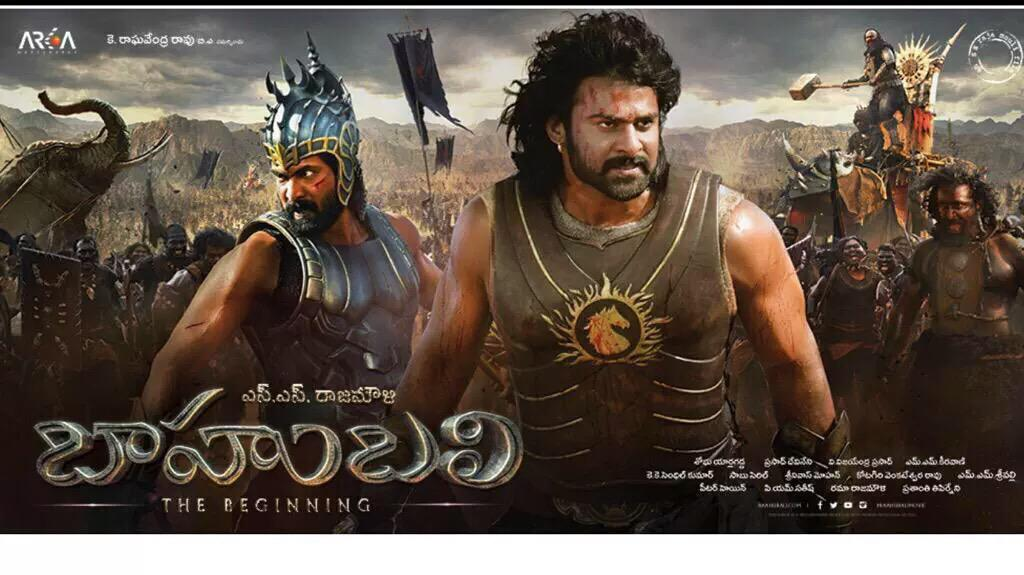 Baahubali / Bahubali minted 9 crores in South India after its First Show