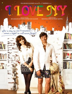 i love ny hindi movie poster