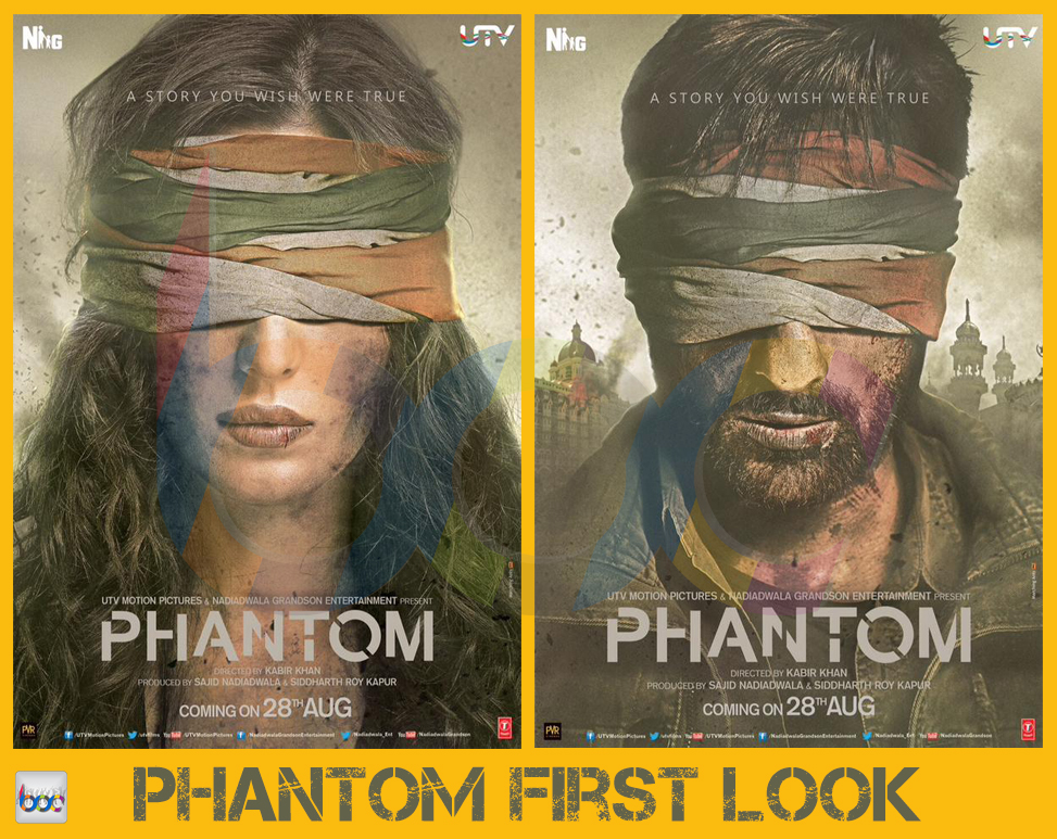 phantom movie first look