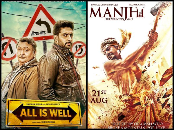 all is well-and-manjhi-box office collection