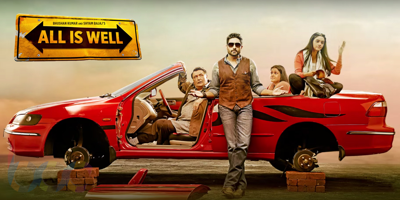 'All is Well' Movie Details: Ft. Abhishek Bachchan & Asin, Releasing on 21st August