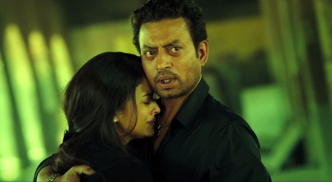 'Jazbaa' Movie Burly Dialogues by Irrfan Khan & Aishwarya Rai Bachchan