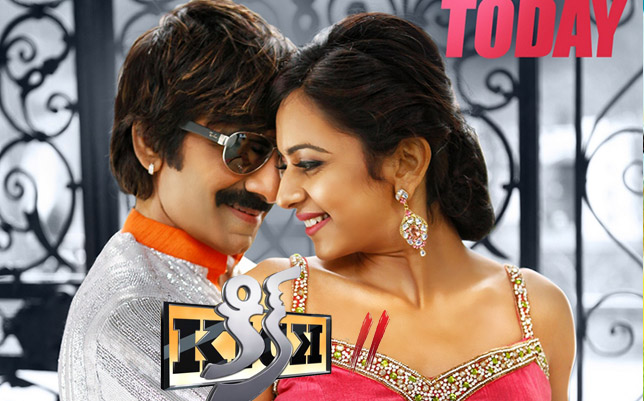 kick 2 telugu box office collection
