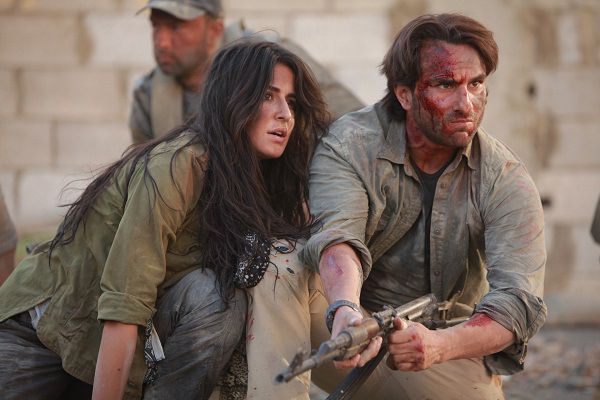 phantom movie stills- katrina and saif
