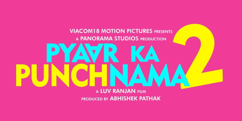 'Pyaar Ka Punchnama 2' Releasing on 16 October 2015: Official Logo Revealed!
