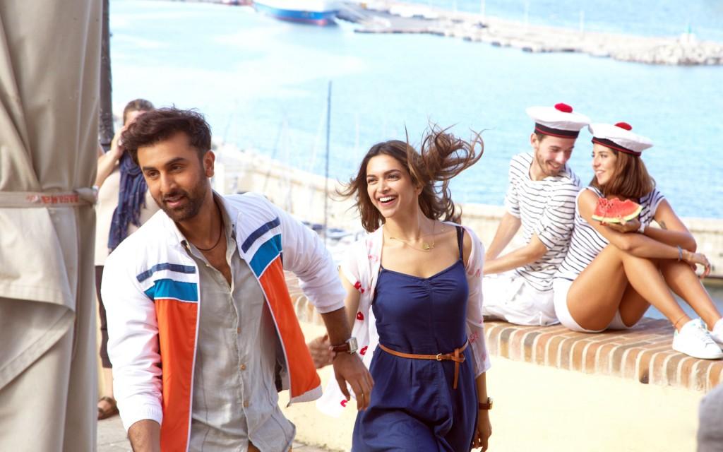 Ranbir & Deepika starrer movie Tamasha
