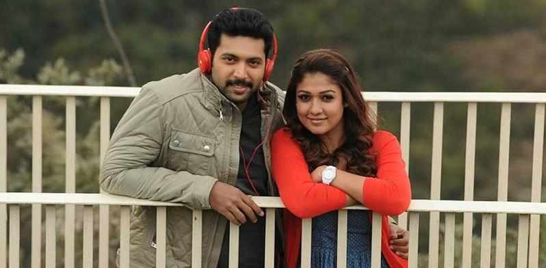 thani oruvan box office collection