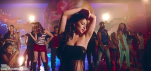 Elli Avram Hot Looks in Bam Bam Song-12