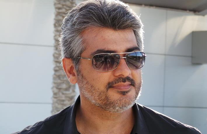 ajith kumar south indian actor