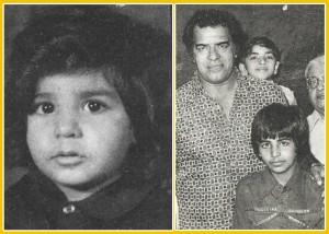 akshay kumar childhood pic