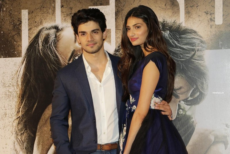 hero movie athiya shetty & sooraj pancholi