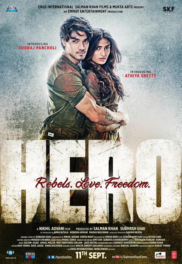 hero movie new poster