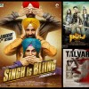 Movies to be Released this Week (1st & 2nd October) – Singh Is Bliing, Puli & Talvar