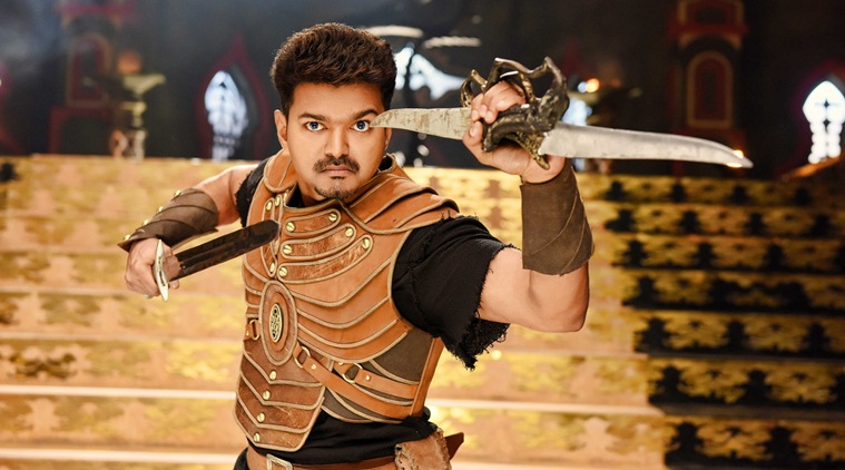 Puli Movie HD Stills