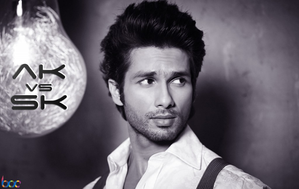AK vs SK, Shahid Kapoor's forthcoming movie
