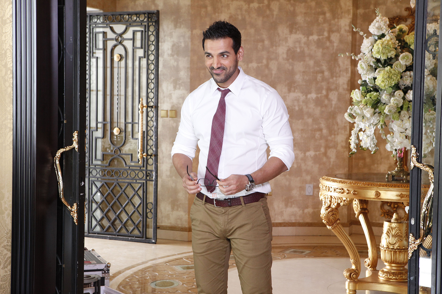 welcome back john abraham