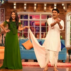 aishwarya rai in comedy nights