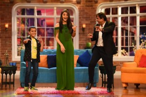 aishwarya rai in comedy nights