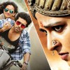 Rudhramadevi (Tamil) & Bruce Lee The Fighter (Telugu) 5th Day Collection