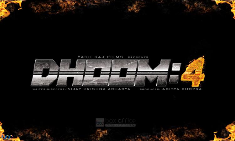 dhoom 4 logo