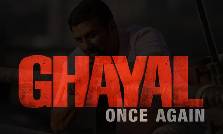ghayal once again hd poster