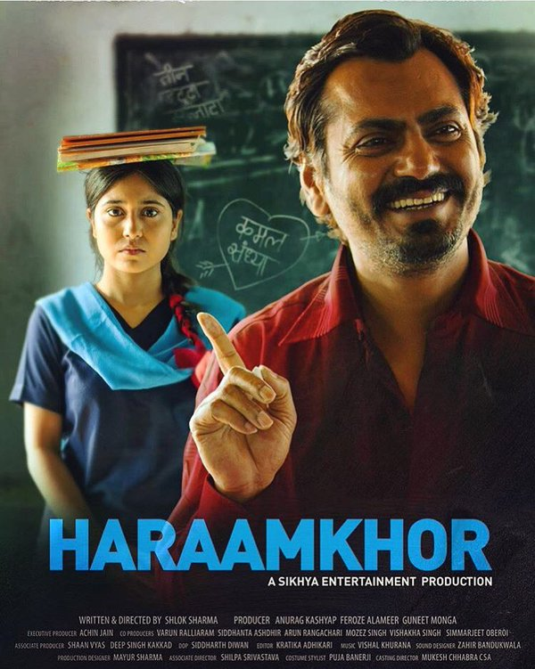 haraamkhor movie poster