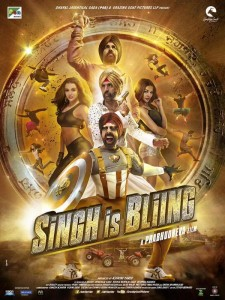 singh is bling new poster 3