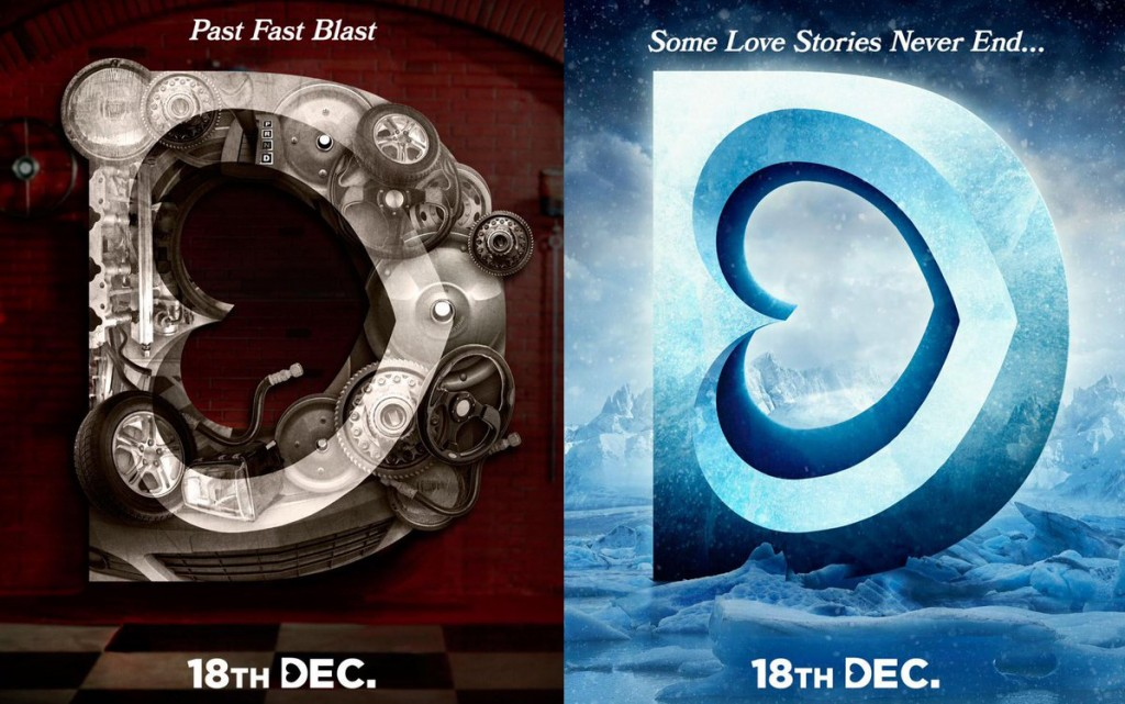 dilwale teaser poster