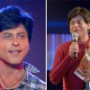 Shahrukh Khan's Look in FAN: Real one looks like his own Duplicate!
