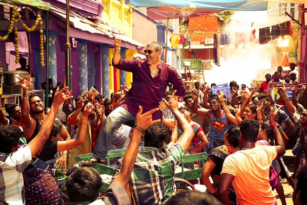vedalam movie collection
