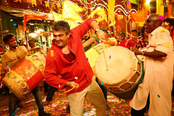 Official Trailer of Vedalam